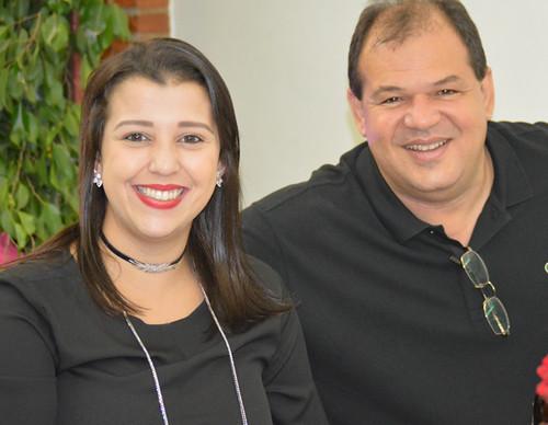 Lili Facundes e Keka Maia