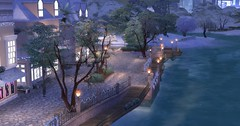 The Sims 4 First Snow