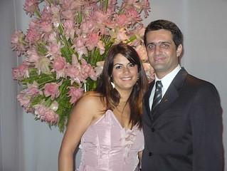 Renata e Hélcio Muzzi
