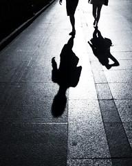 Shadows #sombras #madrid #alcala #spain #españa #shadow #blackandwhite #blancoynegro