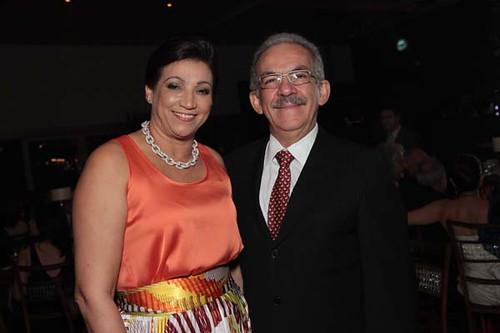 Lourdes e Eduardo Lery