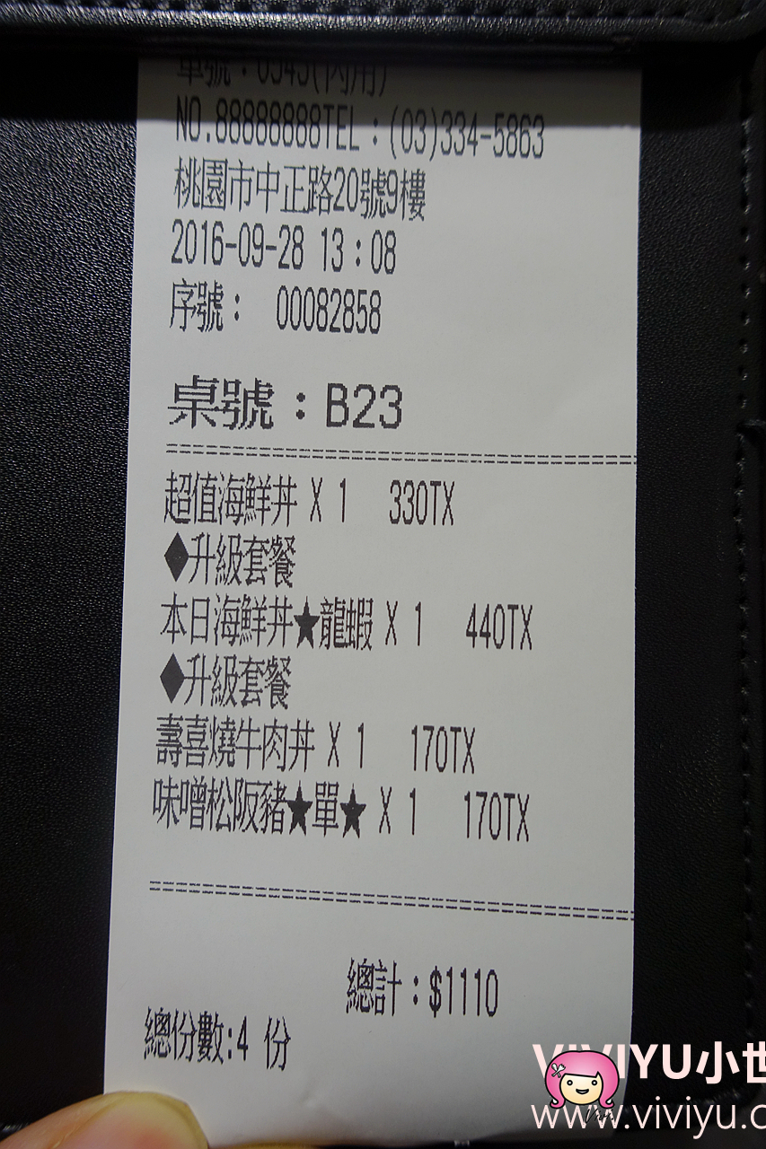 (關門大吉)[桃園.美食]八坂丼屋●桃園遠百店~生魚丼飯採熱醋飯.價格偏高 @VIVIYU小世界