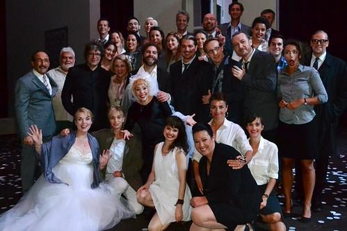Les Noces de Figaro de Mozart sous la direction d'Andreas Spering au Théâtre National du Bahrein. Mise en scène : Richard Brunel