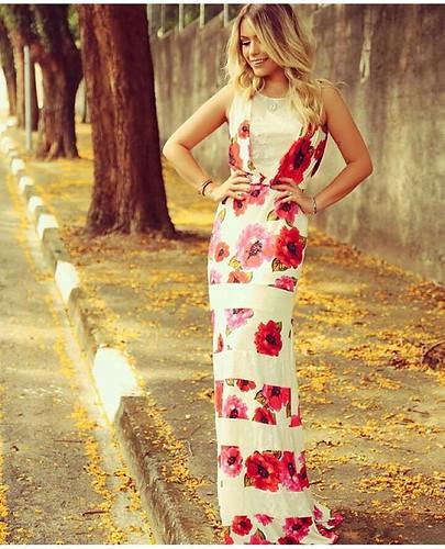 Um vestido e a certeza de que você vai arrasar!