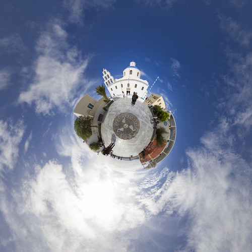 Oia Little Planet 8