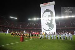 VIII Trofeo Antonio Puerta Sevilla FC 3 Boca Juniors 4