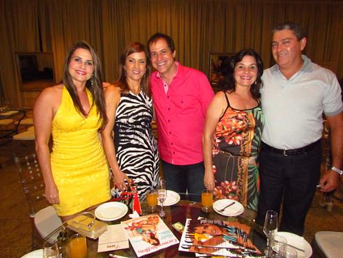 Zélia Carvalho, Rosária Godoy e Rider e amigos