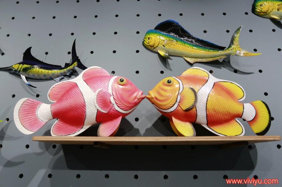 3D立體繪畫,宜蘭,宜蘭室內景點,海底世界,祝大漁物產文創館,祝大魚,蘇澳 @VIVIYU小世界