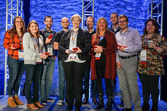 Red Stapler and Best of Conference award winners - HighEdWeb 2015.jpg
