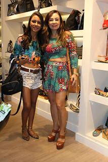 Ana Luiza Alvarenga e Vânia Alvarenga