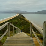 Bruny island strip