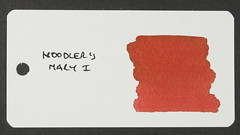Noodler's May I - Word Card
