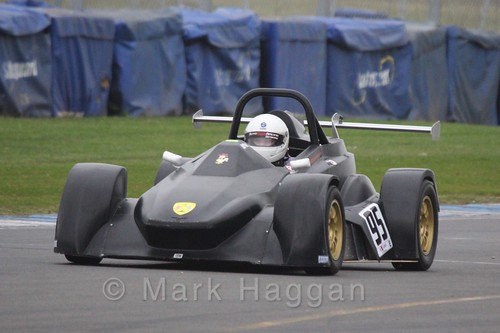 Ian Tam in the Excool OSS Championship at Donington Park, October 2015