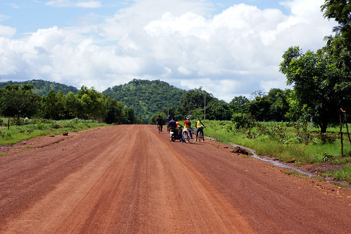 Burkina Faso : Kampala - Pic Nahouri