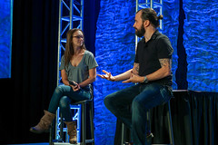Scott Stratten and Alison Kramer keynote 28 - HighEdWeb 2015.jpg