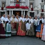 Dança Ayuntamiento 08/10/2016