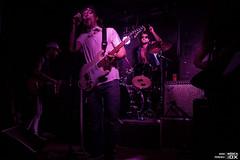 20151129 - Dirty Fences @ Sabotage Rock Club