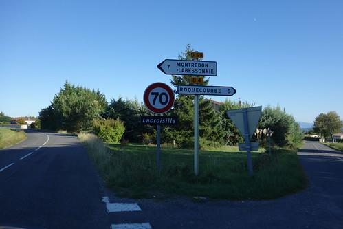 Mardi direction Montredon-Labessonié, mercredi ce seront leurs voisins de Roquecourbe