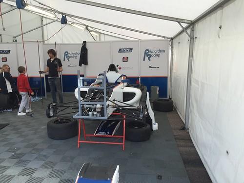 MSA Formula at Rockingham