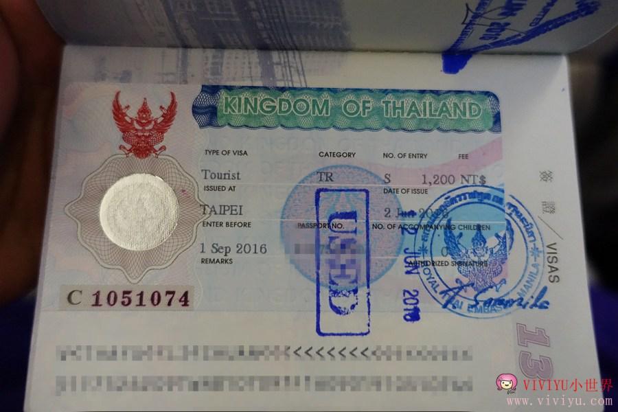 Suvarnabhumi,泰國旅遊,泰國簽證,泰國落地簽,蘇旺納普機場 @VIVIYU小世界