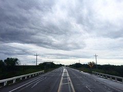The Road Ahead. Day 176. Raining through the night and into the morning. Took my time getting going. Should have a $12 dollar hotel room at the end of the day. #TheWorldWalk #travel #mexico #wwtheroadahead