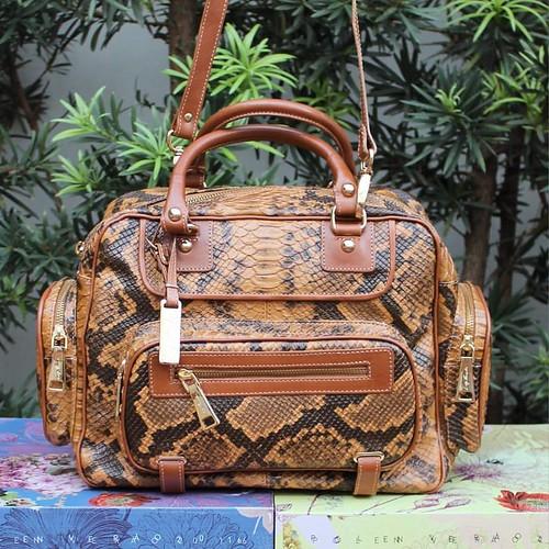A bolsa mais top de Luiza Barcelos