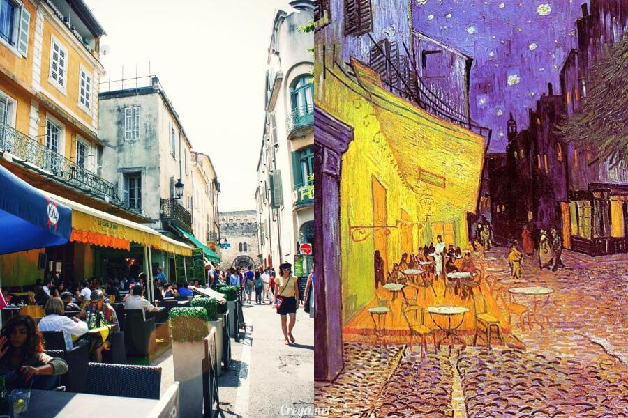 2016.10.30   看我的歐行腿  一個人旅行南法亞爾勒 Arles,但永遠不會是一個人 28