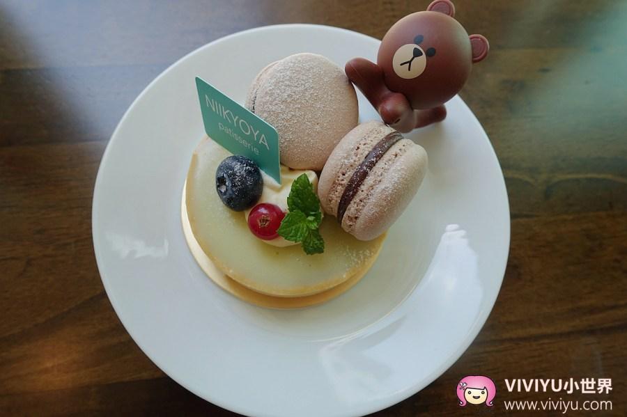 [桃園.美食]日京屋 Niikyoya Patisserie.近期桃園甜點的最愛~請務必提前電話預訂 @VIVIYU小世界