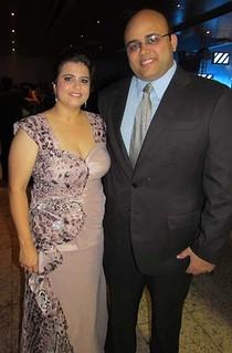 Daniela e Paulo Assis