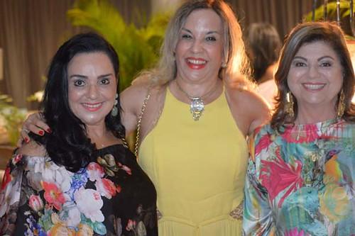 Maria Helena Franco, Celme Ataíde e Fátima Salles