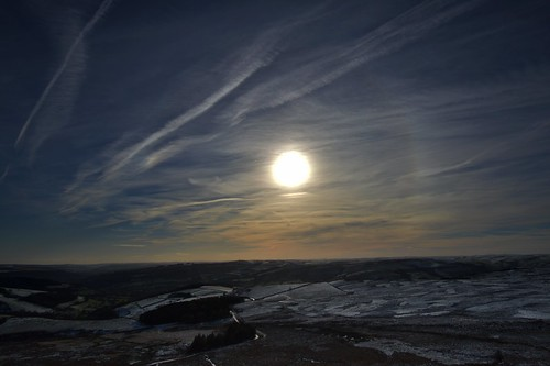 Peak District Sunbow