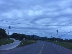 The Road Ahead. Day 199. Legs are especially sore this morning, just gonna get moving and keep moving. About a day and a half from being back on the coast and a week from Vera Cruz. #theworldwalk #Mexico #travel #wwtheroadahead