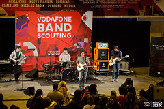20151120 - Flying Cages @ Vodafone Band Scouting