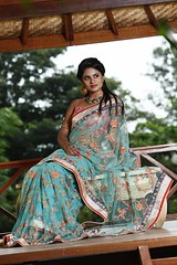 South Actress Deepika Das Traditional Photos Set-1 (8)