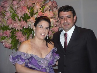 Luciana e Hely Azevedo