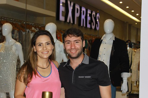 Tamara Martins e Guilherme Carvalhaes