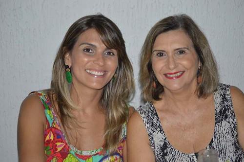 Maria Luíza e Cristina