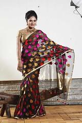 South Actress Deepika Das Traditional Photos Set-1 (13)