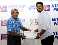 Nippon Paint 13th Inter School Swimming Competition 2015 338