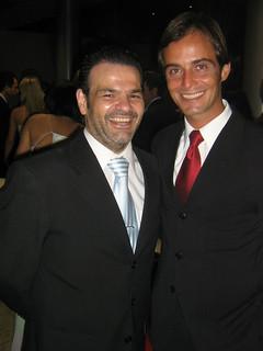 Leonardo Sena e Gabriel de Carvalho Pires
