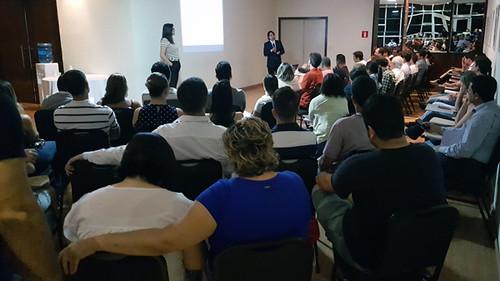 Reunião com empresários do Shopping Vale do Aço - Foto Tiago Barcelos (2)