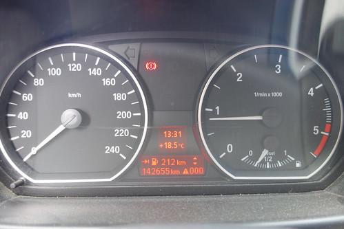 Lundi 7 septembre : les compteurs sont à 000 km, c'est parti !