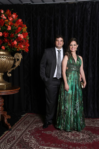 Emiliano Soares e Camila