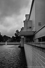Townhall (Raadhuis) Hilversum, by architect Willem Dudok