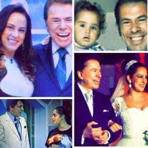 """""""Melhor exemplo e pai do mundo"""", diz Silvia Abravanel sobre Silvio Santos"""