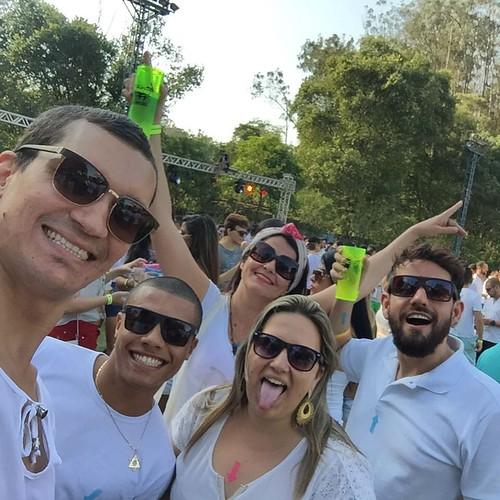 João Carlos Cardoso, Joab Sangi, Géssica Avelino, Lu Profiro e Lucas Ornelas