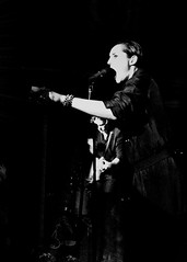 "Savages - 2015 NYC Residency, Mercury Lounge, New York City, NY 1-21-15 • <a style=""font-size:0.8em;"" href=""http://www.flickr.com/photos/79463948@N07/22937908464/"" target=""_blank"">View on Flickr</a>"