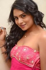 South Actress Deepika Das Hot in Pink Dress- Photos Set-6 (36)