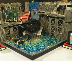 "LEGO Batcave • <a style=""font-size:0.8em;"" href=""http://www.flickr.com/photos/135283779@N03/20825190043/"" target=""_blank"">View on Flickr</a>"