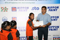 Nippon Paint 13th Inter School Swimming Competition 2015 394
